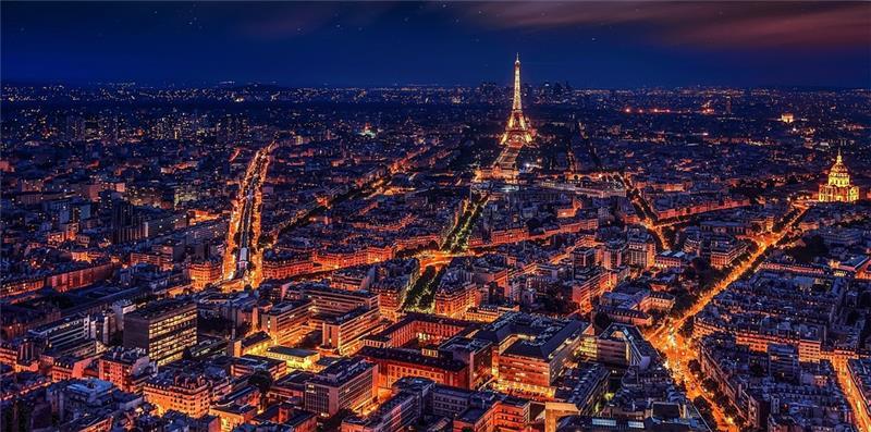 Advent u Parizu - 6 dana