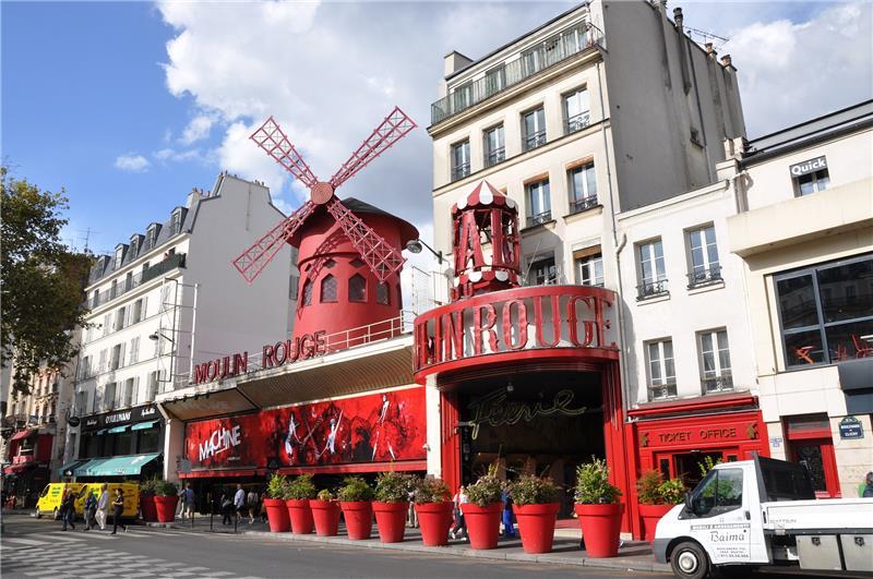 Nova godina u Parizu - 6 dana
