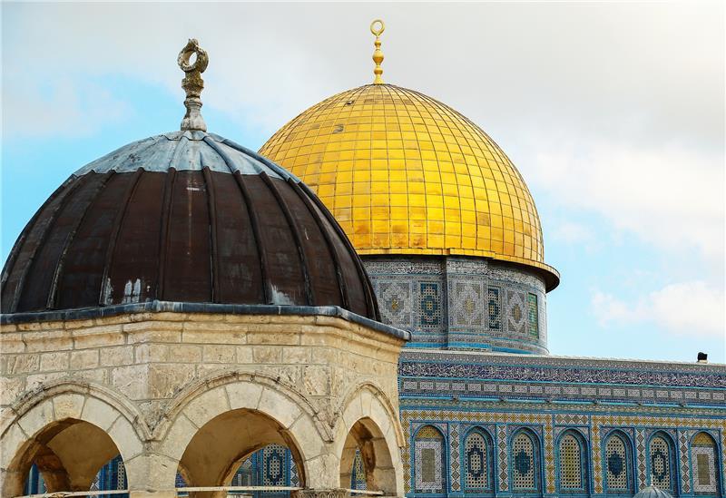 Izrael - 8 dana