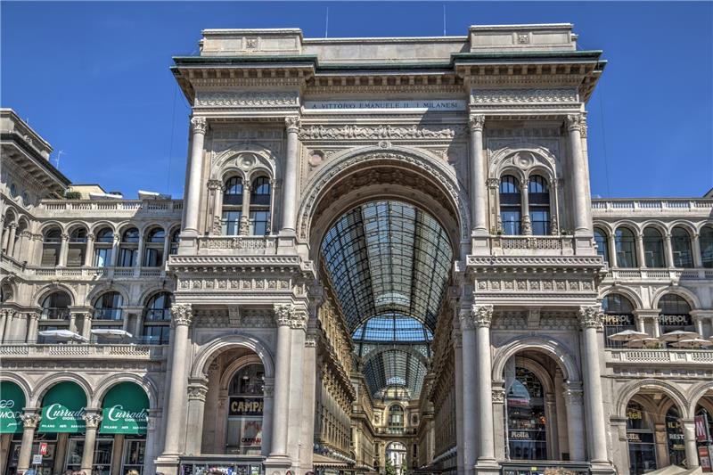 Milano, Toskana i Rimini - 5 dana