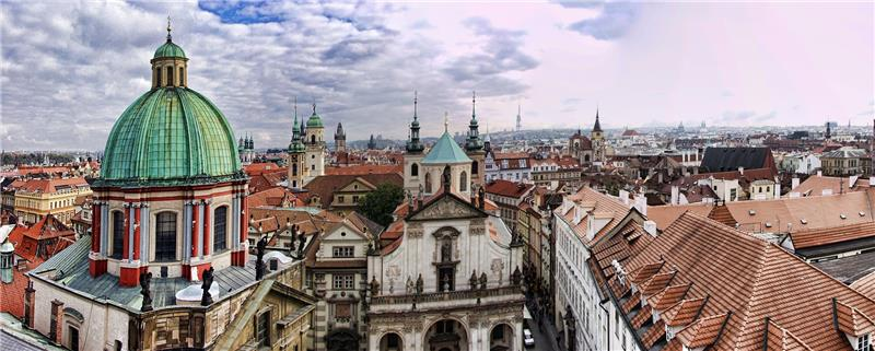 Prag s posjetom Češkom Krumlovu - 4 dana