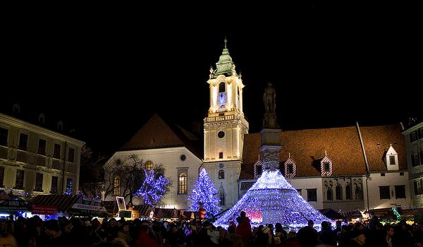 Nova godina u Bratislavi 2017 (Polazak iz Pule i Rijeke) - 3 dana