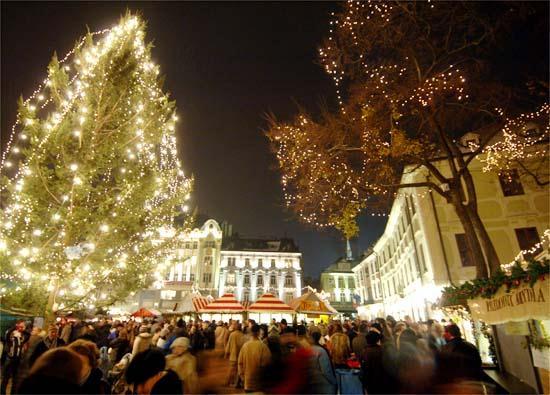 Nova godina u Bratislavi 2017 (polazak iz Pule i Rijeke) - 4 dana
