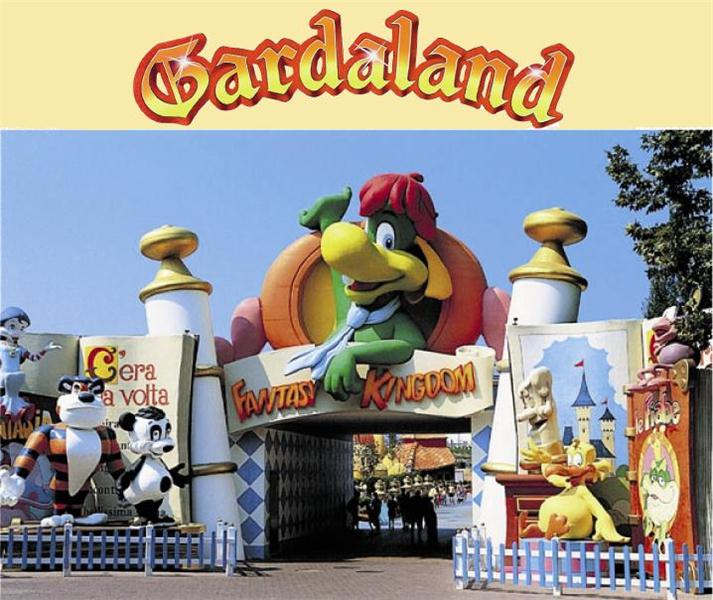 Gardaland noćni i Sea Life - 1 dan