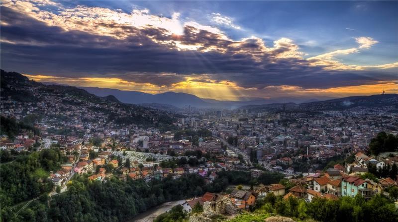 Sarajevo - 2 dana