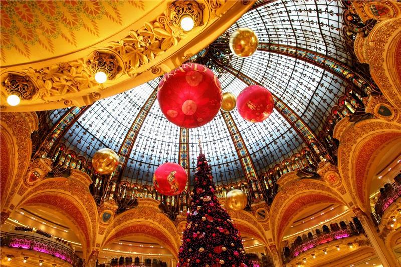Advent u Parizu - 4 dana