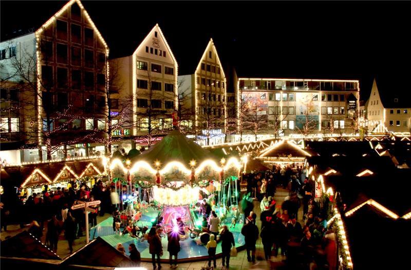 Advent; Bavarska - polazak iz Rijeke