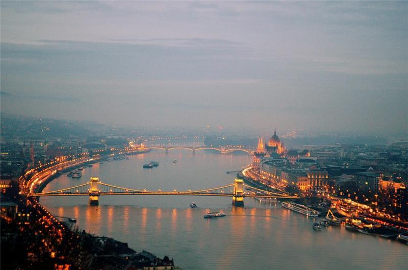 Budimpešta - 3 dana