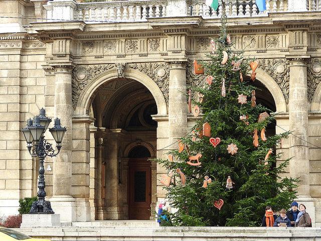 Advent; Budimpešta - polazak iz Rijeke
