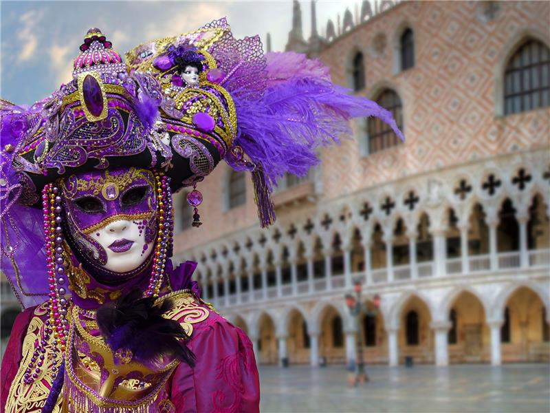 Karneval u Veneciji