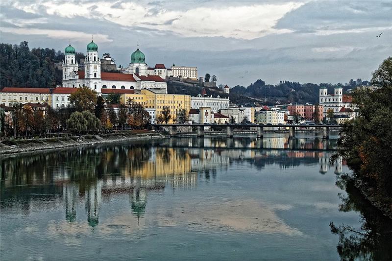 Bavarska romantična bajka - 3 dana