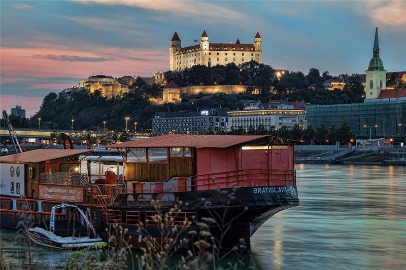 Bratislava u hotelu Crowne Plaza