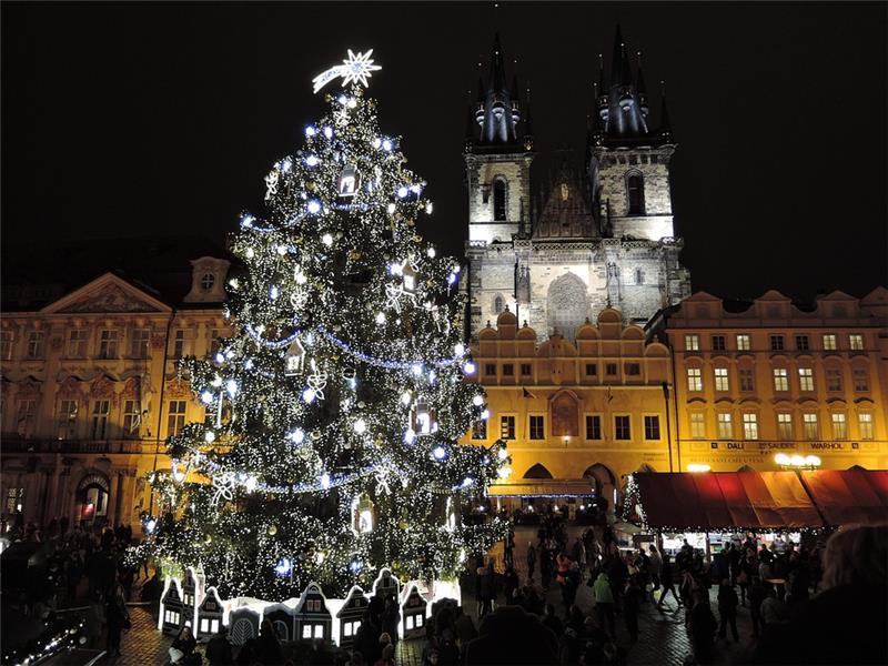 Advent u Pragu Premium s polaskom iz Rijeke