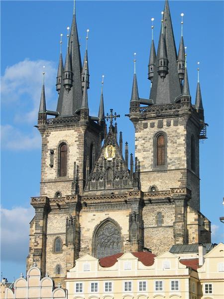 Prag (moguć polazak iz Rijeke i Karlovca) -  4 dana