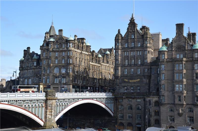 Škotska - 8 dana