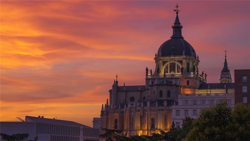 Madrid za zimske praznike