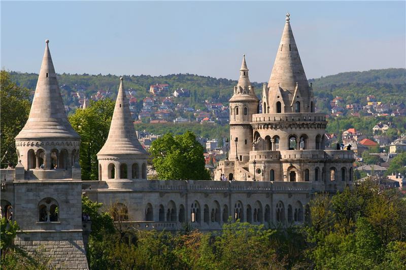 Zimski praznici Budimpešta - 2 dana