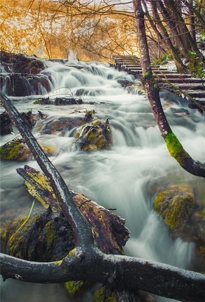 Plitvička jezera - doček Nove Godine