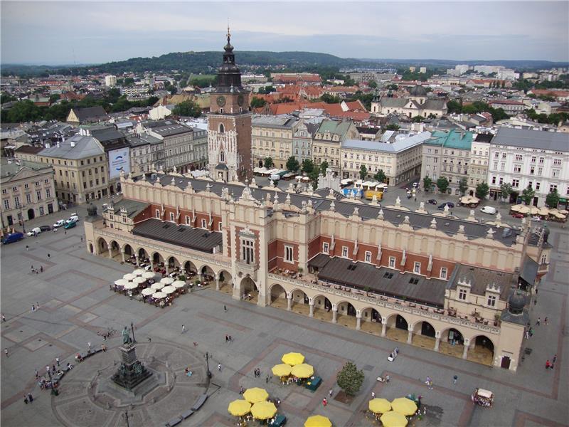 Nova godina u Krakowu - 4 dana