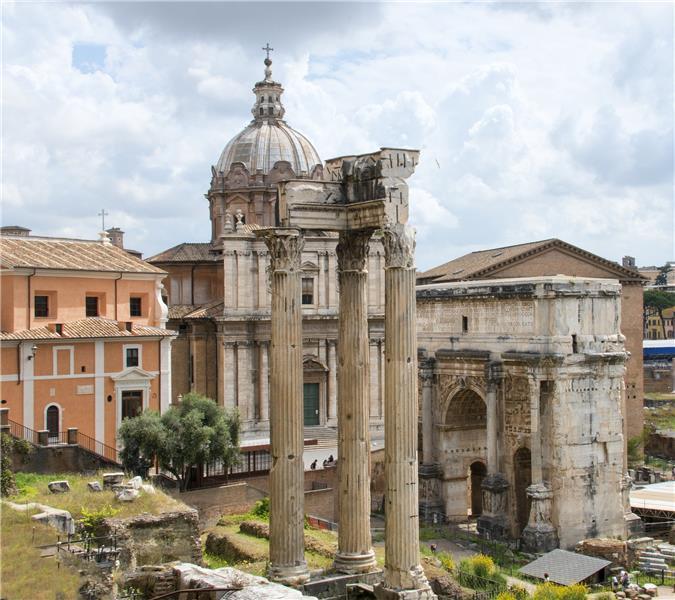 Uskrs u Rimu - 4 dana