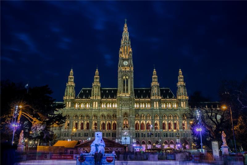 Advent u Beču za roditelje s djecom