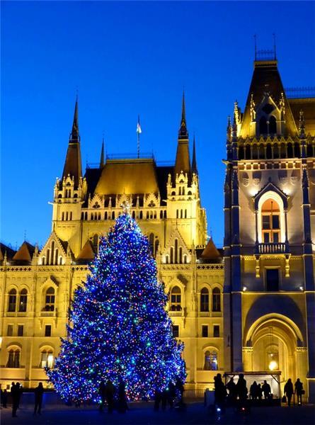 Advent; Budimpešta - 2 dana