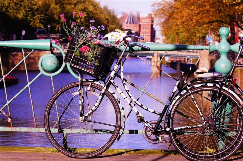 Amsterdam za Valentinovo