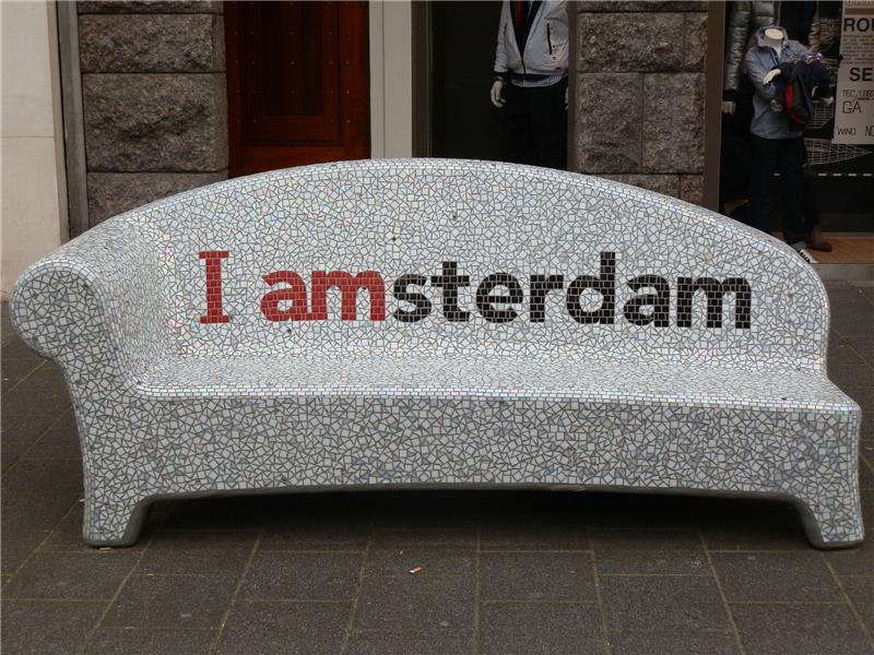 Nova godina u Amsterdamu - 6 dana
