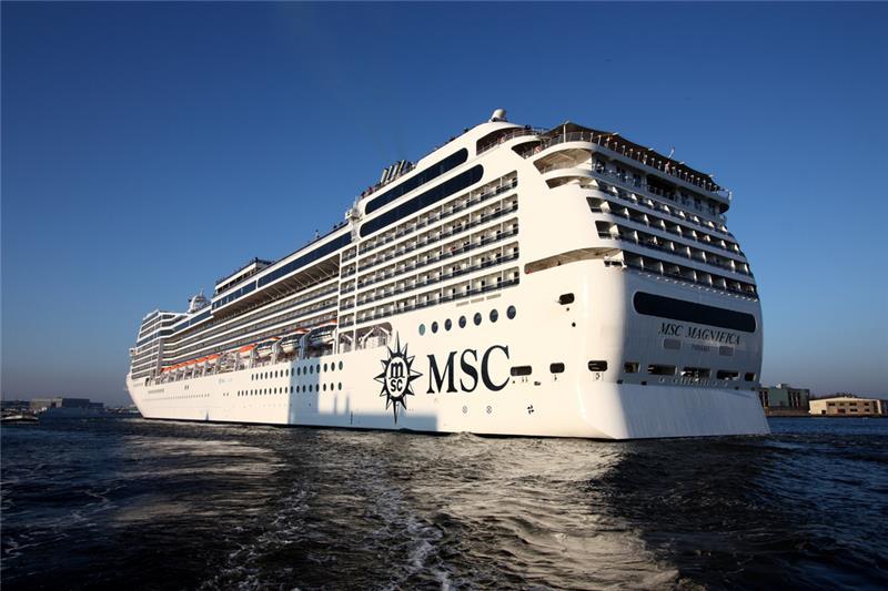 Krstarenje Mediteranom na brodu MSC Magnifica
