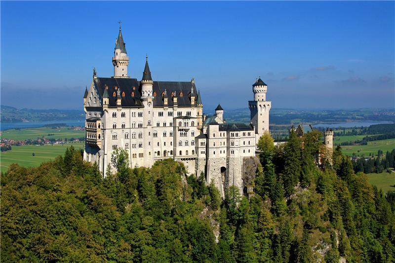 Dvorci Bavarske - 3 dana