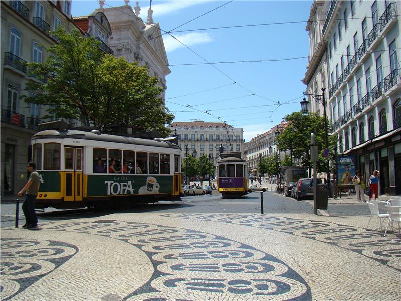 Lisabon Nova godina - 4 dana