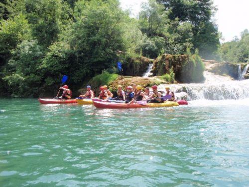 Weekend river Mrežnica experience